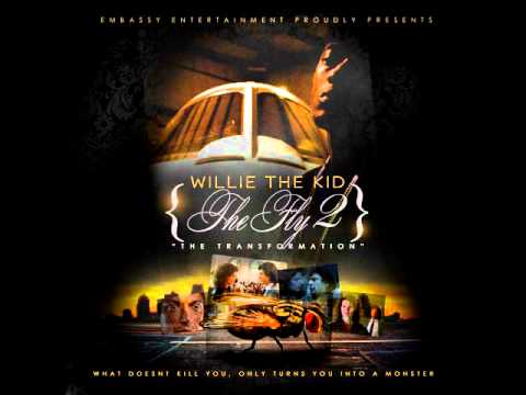 WILLIE THE KID - DRAGON FLY
