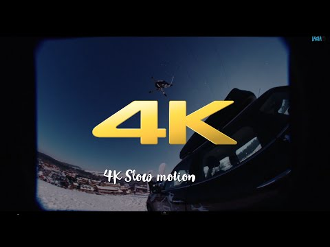 4K Slow Motion | Polish Freeskiing Open 2015