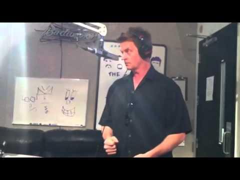 Jim Breuer in studio 6