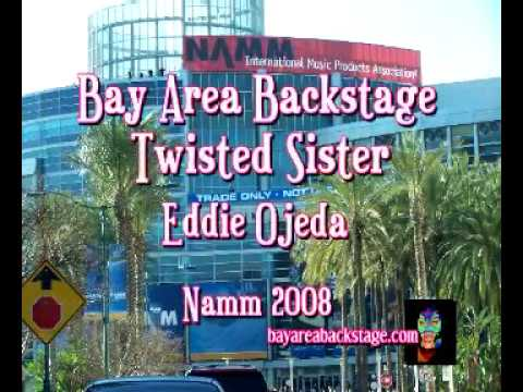 Bay Area Backstage Namm Twisted Sister Interview