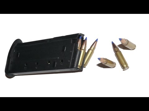 FN FiveSeven SS197SR 5.7x28mm ammo test in ClearBallistics gel