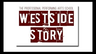 PPAS West Side Story (2018) | Full Performance (HD)