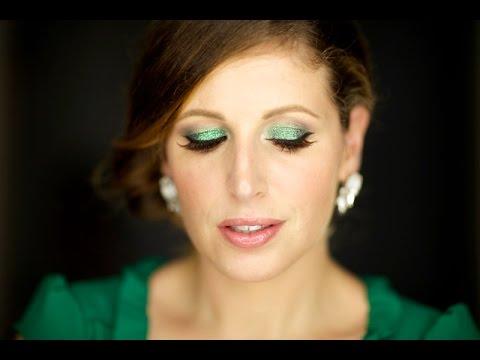 Makeup Tutorial Trucco Ferragosto Scintillante Con Glitter ...