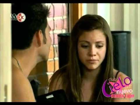 Daniela Luján en Como Dice el Dicho Modo Espejo