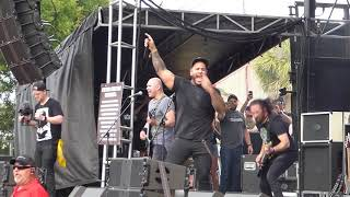 Download Lagu Bad Wolves -  Zombie (The Cranberries Cover) LIVE Welcome To Rockville [HD] 4/27/18 Gratis STAFABAND