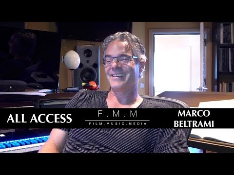 All Access: Marco Beltrami