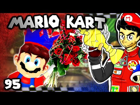 The Pretty Prom Prince (mario Kart 8 Online: The Derp Crew - Part 95) video
