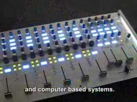 VESTAX VCM-600 MIDI CONTROLLER for DJs