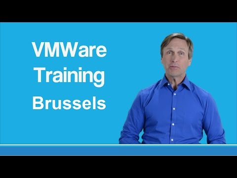 VMware training Brussels