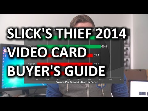 Thief 2014 Graphics Card Showdown & Benchmarking Procedure