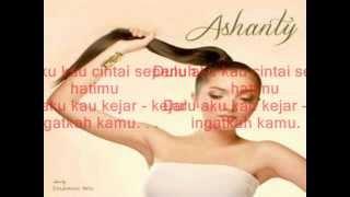 Ashanty - Kesakitanku (with lyrics)