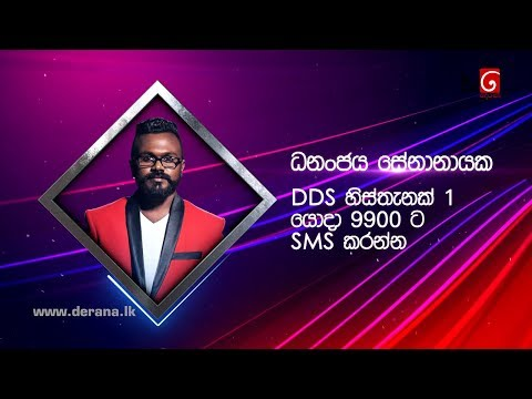 Derana Dream Star Season VIII | Gamane Gim Niwu Eda By Dhananjaya Senanayaka