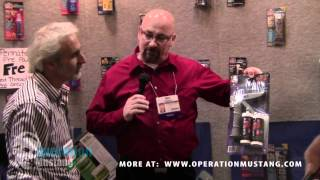 The Doc talks to Permatex at AutoWares Show