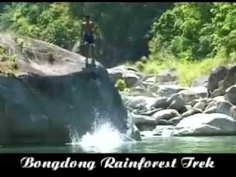 bongdong rainforest tour puerto galera mindoro philippines.mp4
