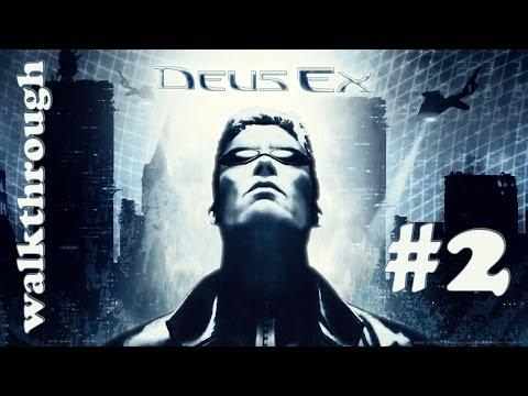 [PC] Deus Ex (2000) Walkthrough Part 2 (of 3)