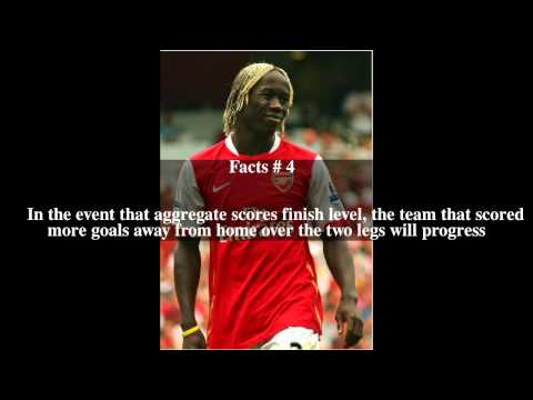 2007–08 UEFA Champions League knockout stage Top # 6 Facts