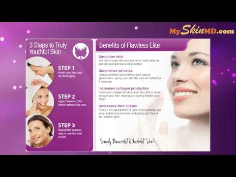 Flawless Elite Review - An Amazing Skin Care Formula That Works Try Fl