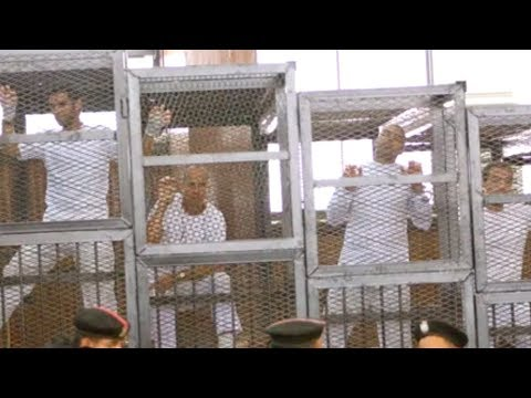 Journalists Caged, Sentenced To Years - The Reason Will Enrage You