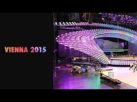 OIKOTIMES:  ESTONIA SECOND REHEARSAL \ EUROVISION 2015