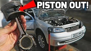 Pistons Are Coming Out! (Astra Project)