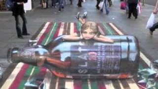 Fantastic Sidewalk Art (The Chalk Guys) ...Compilation