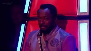 JOELLE MOSES LIVE SHOW 1 The Voice UK