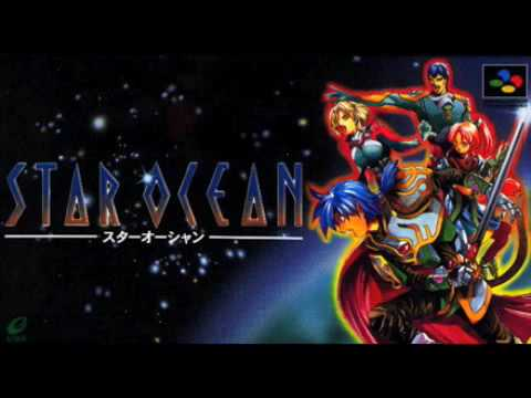 Star Ocean - For Achieve (SNES)
