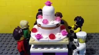 Lego Ninjago Haloween special!