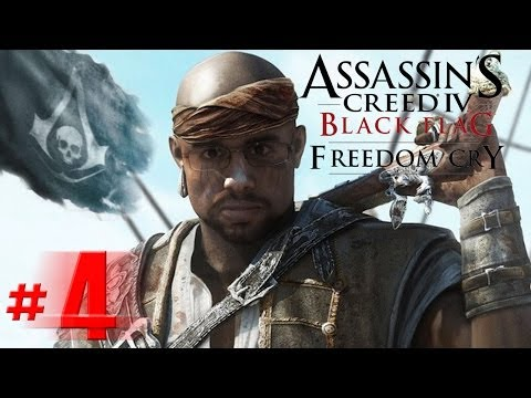 Assassin's Creed IV: Black Flag ( Freedom Cry ) ( Jugando ) ( Parte 4 ) #Vardoc1 En Español