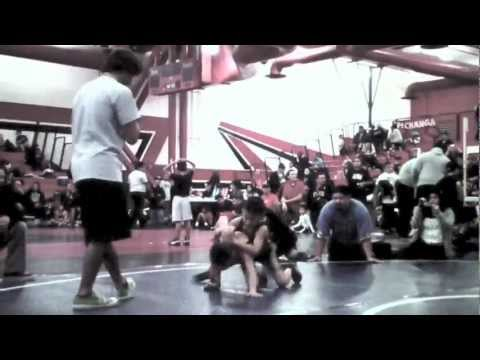Kids Folkstyle Wrestling Video HD Image 1