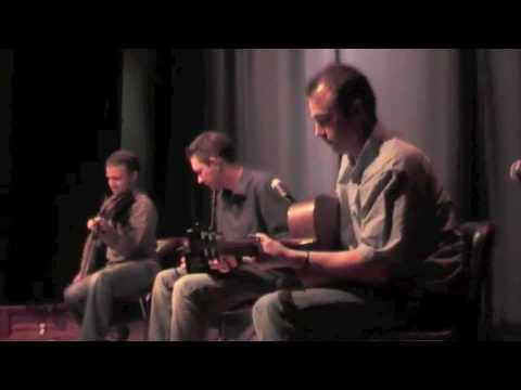 Tóla Custy, Pádraig Rynne and Paul McSherry in Leitrim 2006