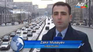 Azerbaycanda Islam Hemreyliyi ili elan edilmesi - Moskva reportaj AzTv Xeberler
