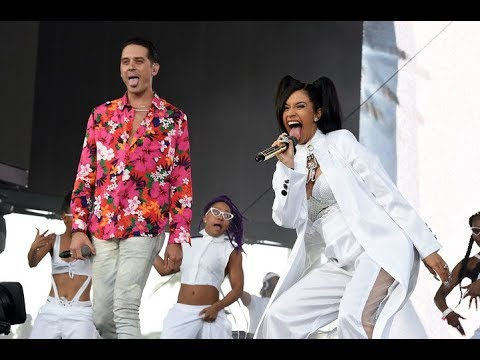 Coachella 2018 - Cardi B ft. G-Eazy - No Limit/Money Bag