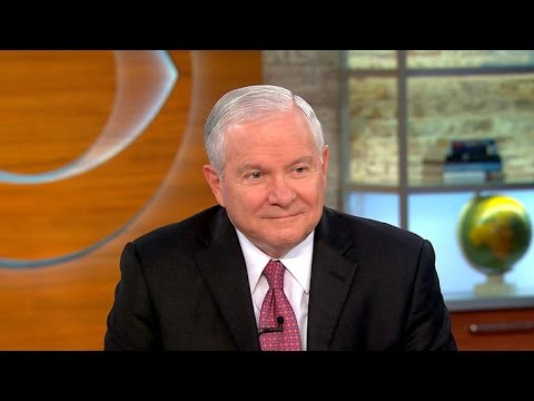 "Robert Gates on Iran prisoner swap, new book ""A Passion for Leadership"""