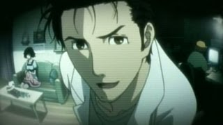 Anime Zone: Steins Gate Anime Review