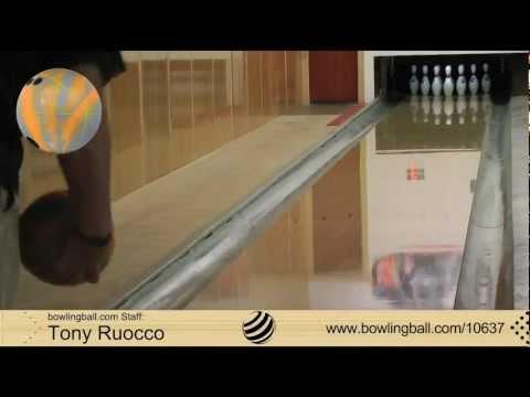 bowlingball.com Pyramid Chosen Path Orange/Grey Bowling Ball Reaction Video Review