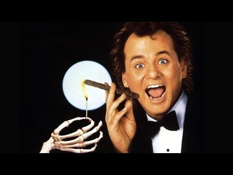 Scrooged(1988) Movie Review