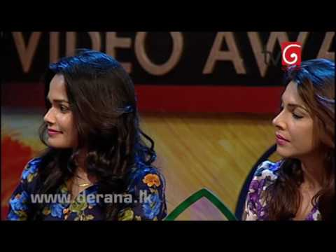 Derana Music Video Awards 2015 ( 25-09-2016 )