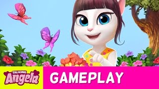 Springtime Magic (NEW My Talking Angela App Update)