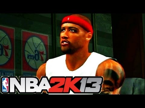 NBA 2K13   My Athletic SG's Dunk Packages & Signature Moves