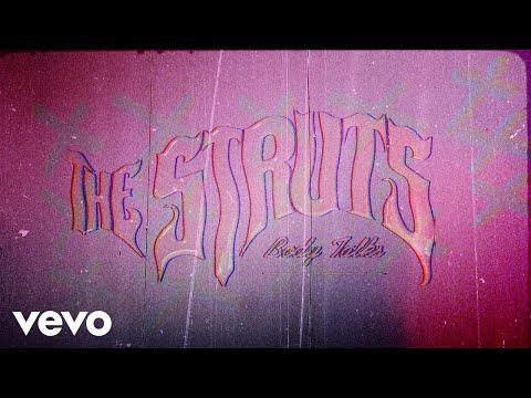 The Struts - Body Talks (Lyric Video)