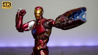 This is NOT the S.H. Figuarts Iron Man Mark 50 from Avengers Infinity War (Bootleg Alert)