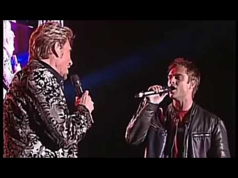 Johnny Hallyday - 100% Johnny, Live à la tour Eiffel