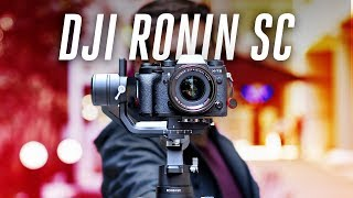 DJI Ronin SC review: a gimbal worth buying