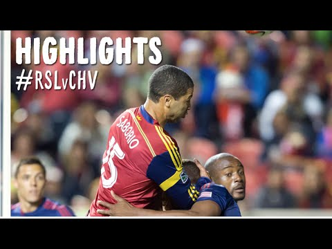 HIGHLIGHTS: Chivas USA v Real Salt Lake | October 22, 2014