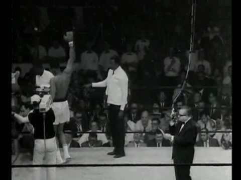 Muhammad Ali vs Sonny Liston 1965 Video