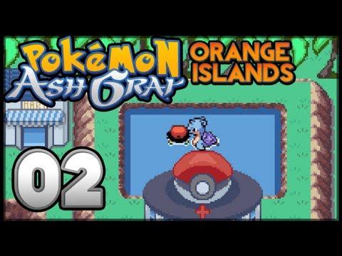 Pokémon Ash Gray - The Orange Islands - Episode 2 video