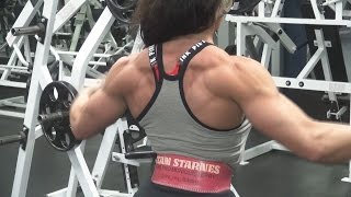 IFBB Pro Monique Terry preparing for Europa Games in Orlando