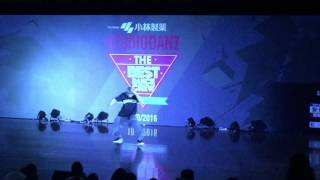 The Best Dance Crew 2016-Kay Chen