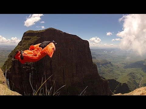 Zef Side - South African BASE Jumping